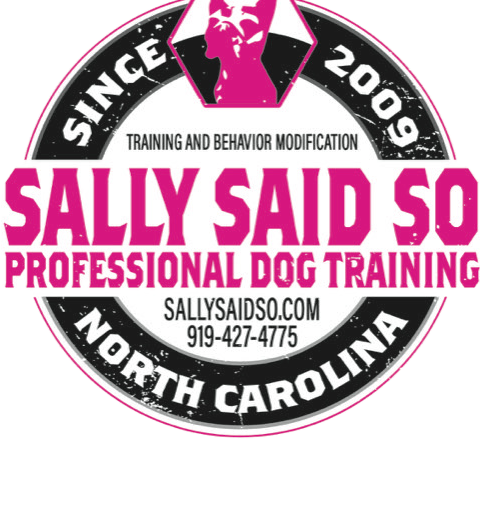 Charlotte NC Dog Training | Sally Said So Dog Trainers